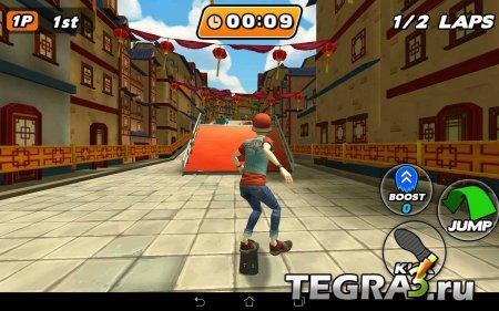 Urban Skater: Speed Rush v2.0
