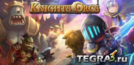 иконка Рыцари против орков (Knights vs Orcs)
