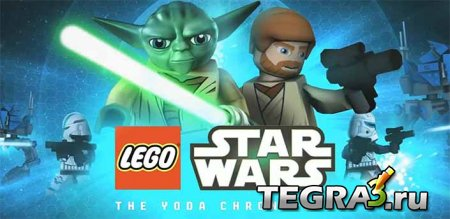 иконка LEGO® Star Wars™ Yoda II