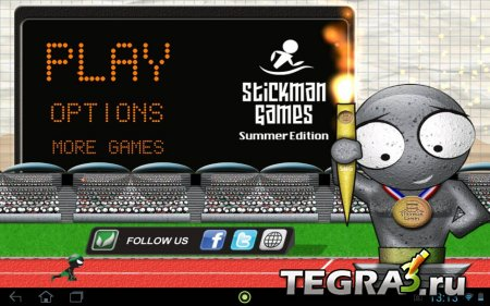 Stickman Games Summer  (полная версия)