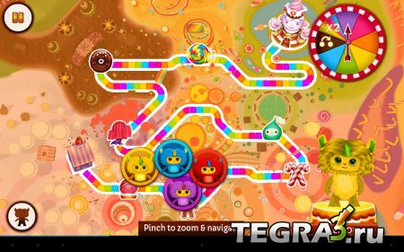 SweetLand — Family Board Game v1.0