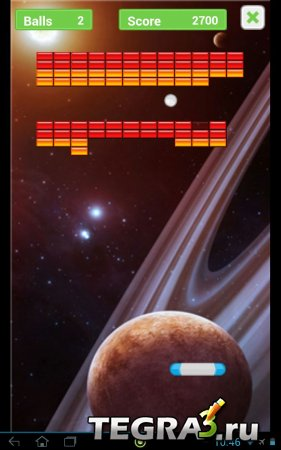 Arkanoid - Bricks in Space v1.0