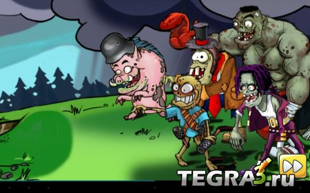 Zombie Harvest v1.0.14 [Много денег]