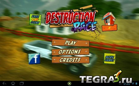 Destruction Race - On the Farm