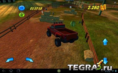 Destruction Race - On the Farm v1.1 [Mod Money]