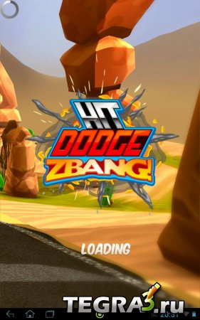 Hit Dodge Zbang v1.3 [Mod Money-Power Ups]