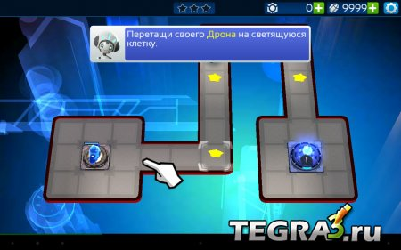 The Bot Squad: Puzzle Battles v1.7.0 [Много кристаллов и звезд]