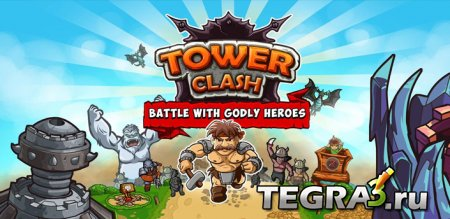 Tower Clash TD  (Unlimited Stars)