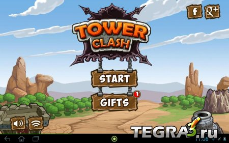 Tower Clash TD v1.0 (Unlimited Stars)