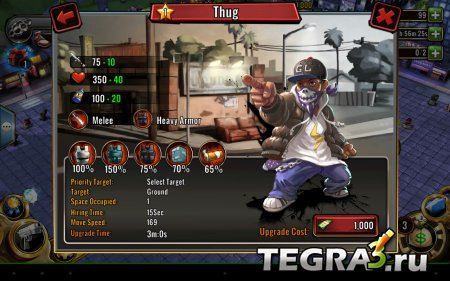 Clash of Gangs v1.4 (High Damage/Range)