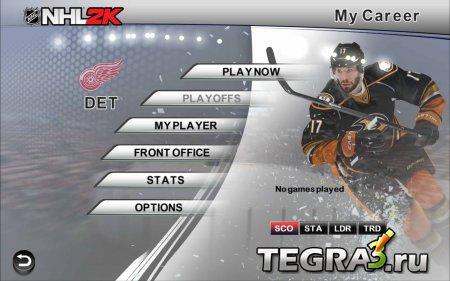 NHL 2K v1.0.0