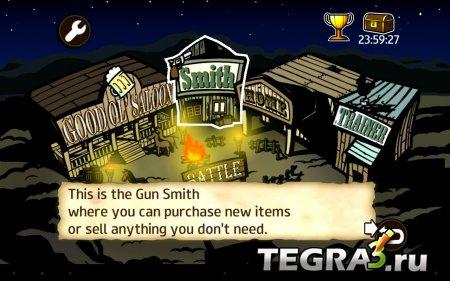 Cowboys and Zombies v1.0.8 [Свободные покупки]