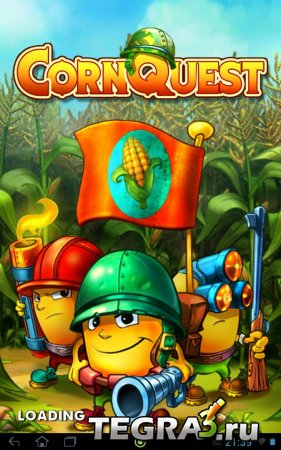 Corn Quest  (Unlocked)