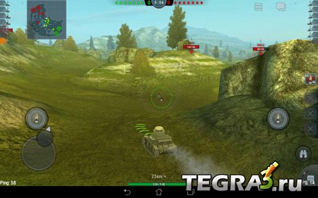 World of Tanks Blitz v.1.7.0.122
