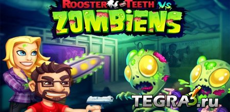 иконка Rooster Teeth vs. Zombiens