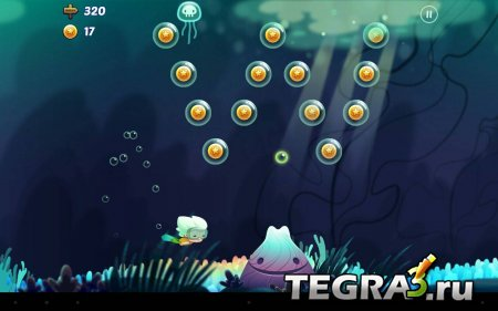 Tiny Diver v1.3 [Unlimited Coins-Gems]