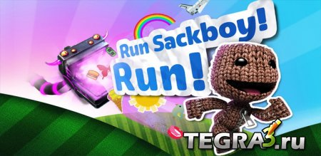 иконка Run Sackboy! Run!