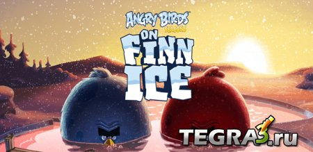 Angry Birds Season: On Finn Ice!