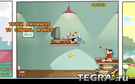 Monica Bunny Bashings v1.2.2