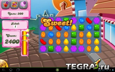 Candy Crush Saga v1.47.0 [mega mod]