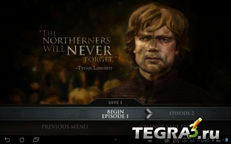 Game of Thrones  Episode1 v1.23 [RUS]