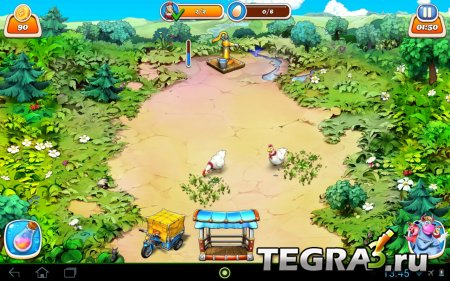 Веселая ферма Inc (Farm Frenzy Inc) V1.1.2