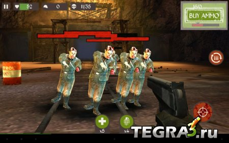 Zombie Call: Trigger Shooter v1.1 [Много денег]