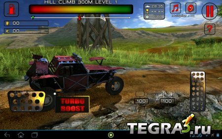 Hill Climb Racer Dirt Masters v 1.05