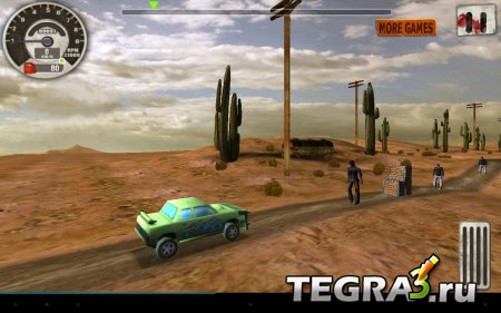 Death Derby Racer Zombie гонки v1.0