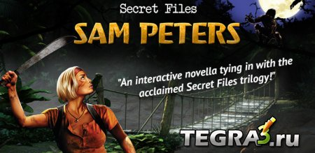 иконка Secret Files Sam Peters