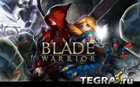Blade Warrior v1.3.0 [No Damage]
