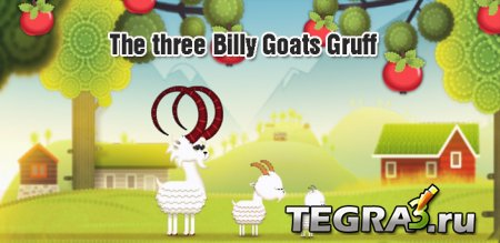 The three Billy Goats Gruff v127