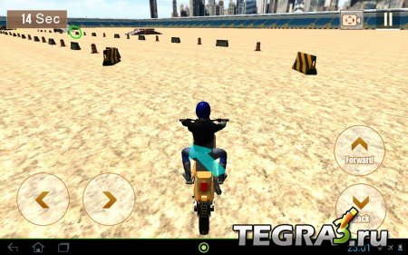 Crazy Biker 3D v1.0 [много денег]