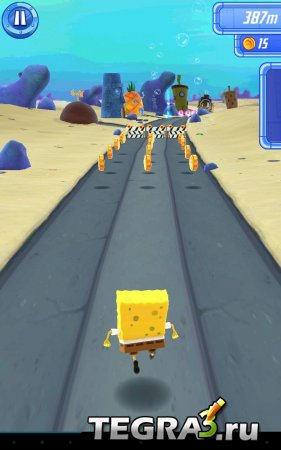 SpongeBob: Sponge on the Run v1.0