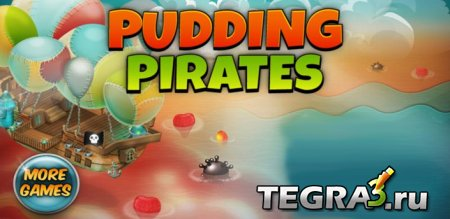 иконка Pudding Pirates