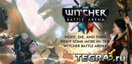 The Witcher Battle Arena  Online