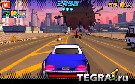 Adrenaline Rush - Miami Drive v1.6 [Mod Money]