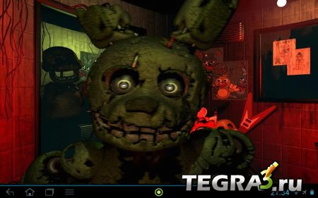 Five Nights at Freddy's 3 v1.0.4
