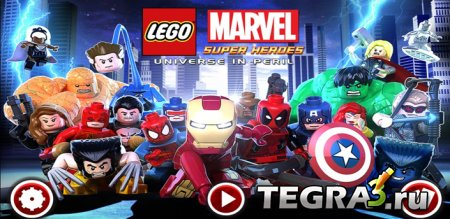 LEGO ® Marvel Super Heroes ~4