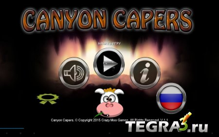 Canyon Capers v1.0.73