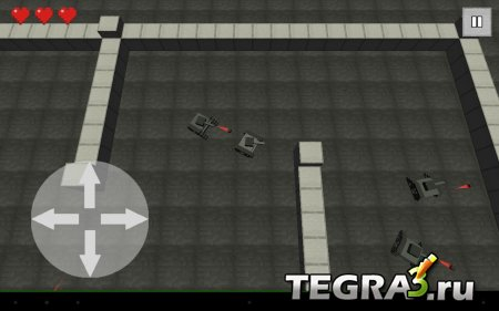 Крафт Танк (Craft Tank) v1.6.0 [Mod money]