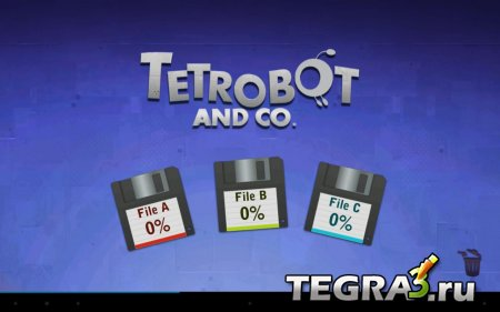 Tetrobot and Co. v1.1.2 [Mod All Unlocked ]