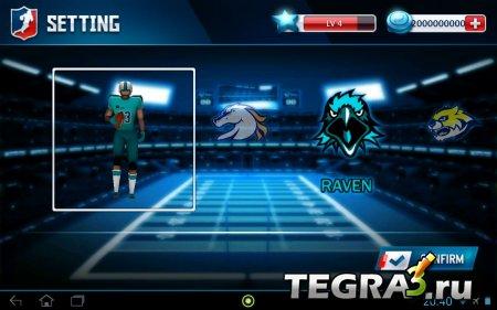 Фанатическое регби - Football v1.7 [Mod Money]