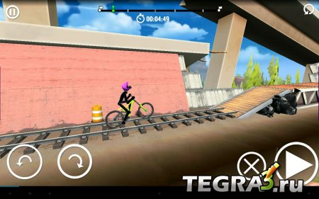 Stickman Trials v1.0.9 [Mod Energy/Unlocked]