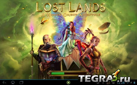 Lost Lands: Hidden objects v1.0.0 [Mod Money]