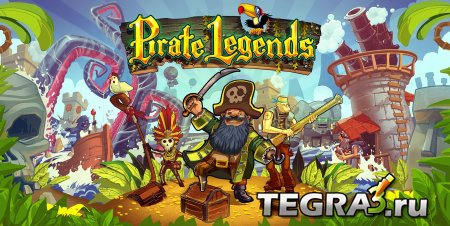 иконка Pirate Legends TD