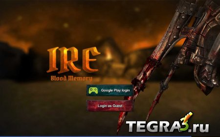 Ire- Blood Memory v1.0.11 [Mod Mana-CD]