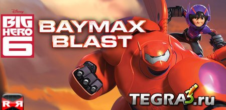 иконка Приключения Бэймакса (Big Hero 6: Baymax Blast)
