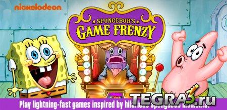 Губка Боб : игровое безумие (SpongeBob's Game Frenzy)